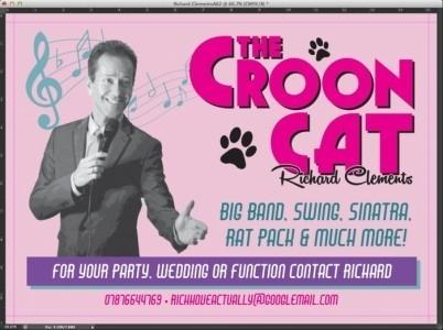 richard clements ( The Crooncat ) - Male Singer