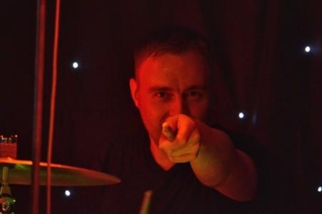 Alan stewart - Drummer