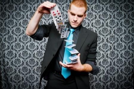 Sam Fitton - Close-up Magician