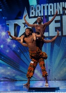 AFRICAN ALL-STARS ACROBATS image