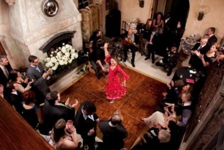 Flamenco y Sol - Flamenco Dancer