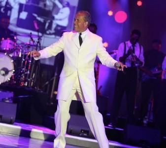 Lance Ellington - Male Singer