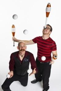 Distinguished Daredevils - Juggler