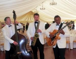 The Ritz Trio - Jazz Band