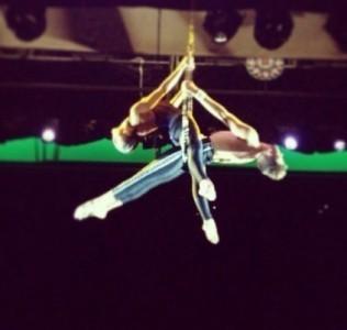Kevin Fonte - Aerialist / Acrobat