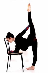 Siobhan - Female Dancer