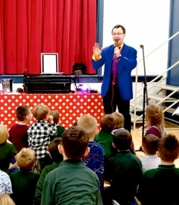 Andy Hiccup - Children's / Kid's Magician