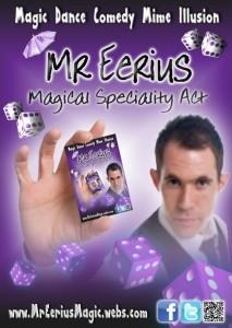 Mr Eerius  - Cabaret Magician