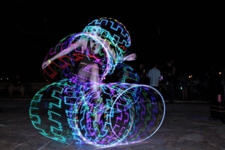 Hoopfairy - Female Dancer