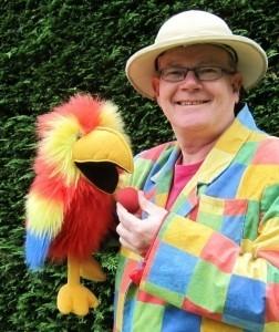 Mr McDonut the Magician - Children's / Kid's Magician