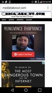 YungVince ThaPrince - Male Singer