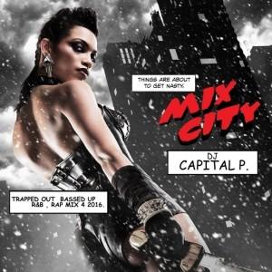 Capital P - Nightclub DJ