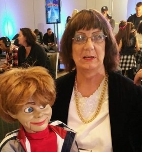 Wilma Swartz, The VENTertainer - Ventriloquist