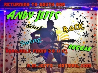 Andy Jeffs - Acoustic Guitarist / Vocalist