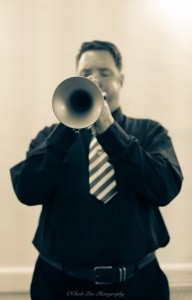 The Welsh Trumpeter Ricky Hunter - Trumpeter