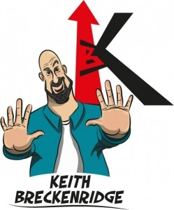 THE Keith Breckenridge  - Clean Stand Up Comedian