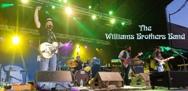 The Williams Brothers Band  - Rock Band
