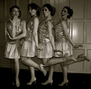 The Pretty Pollys - Dance Act