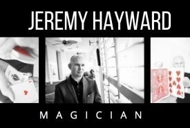 Jeremy Hayward - Close-up Magician