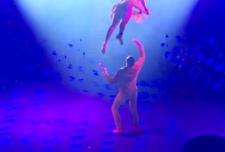 Salsa acrobática  - Dance Act