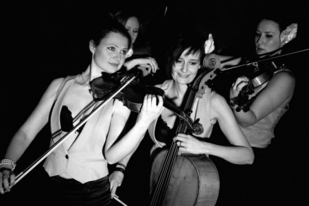 Bowfiddle Strings - String Quartet