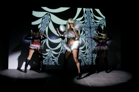 Lady Gaga Tribute & Re-Arna Solo Singer  - Song & Dance Act