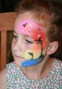 Fancy faces  - Face Painter