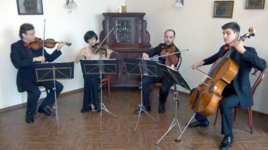 Maksym Rymar - String Quartet