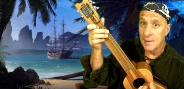 Potty the Pirate - Children's / Kid's Magician