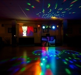 Charlie's Mobile Disco - Wedding DJ