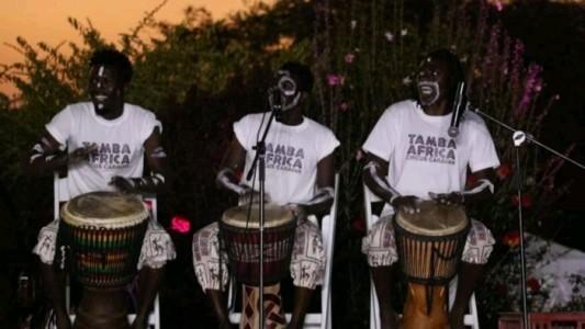 Pachena jam - African Band