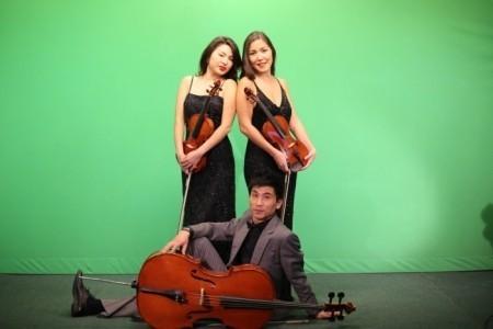 Classical string trio - String Trio
