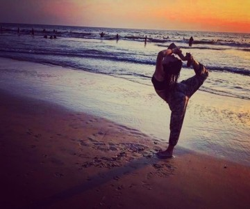 Adrienn I - Female Dancer