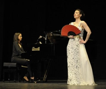 Inés de Arvizu - Classical Singer