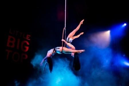 Kylie Simpson - Aerialist / Acrobat