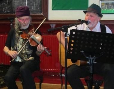 Shenanigans Irish Music Duo - Irish Band