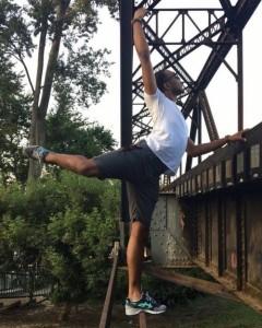 Ismail Tolbert - Male Dancer