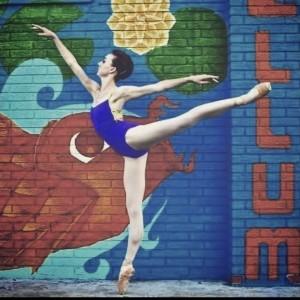 Maddie  Hill - Ballet Dancer