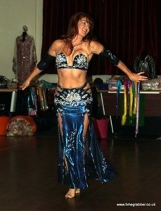 Nikki Livermore - Belly Dancer