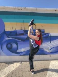 Sophie Anna Haigh - Female Dancer