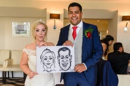 Cornwall Caricatures - Caricaturist
