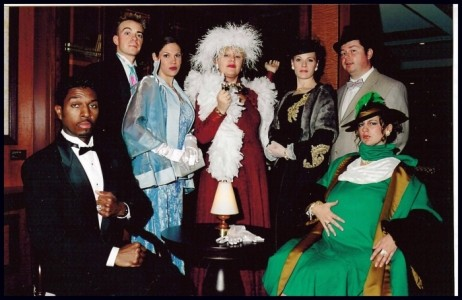 A Touch of Mystery & More Entertainment Group - Murder Mystery
