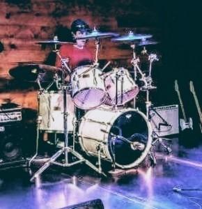 Andrew Michael King - Drummer