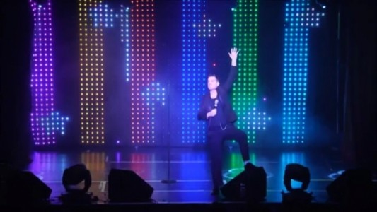 Dougie Sambora - Robbie Williams Tribute Act