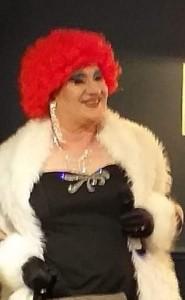 Dame Fawn Denier  - Drag Queen Act