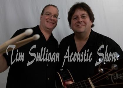 Tim Sullivan Acoustic Show - Guitar Singer