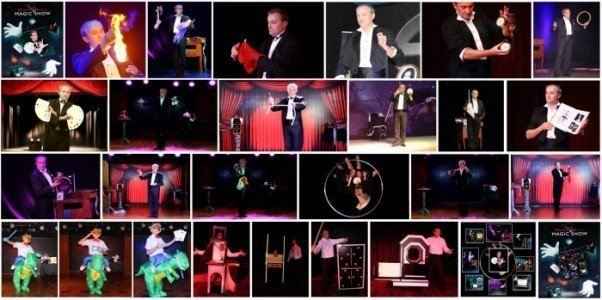 Zlatko Brlic - Stage Illusionist