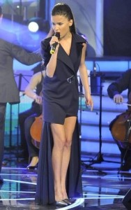 Nini Tsnobiladze - Female Singer