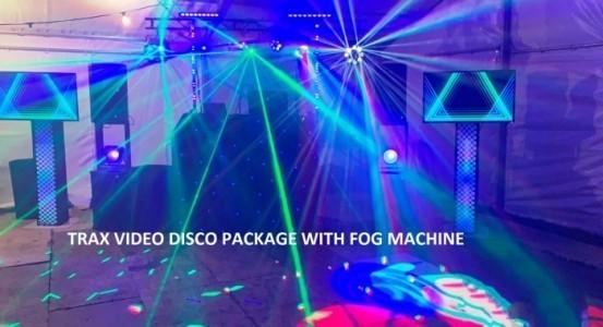 TRAX Disco Roadshow - Wedding DJ