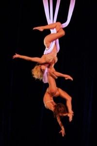 Jill Crook - Aerialist / Acrobat